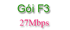 cáp quang gói f3 fpt
