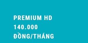 Truyền hình fpt gói premium hd