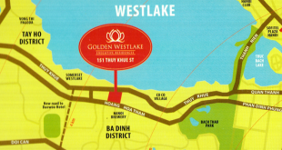 chung cu Golden Westlake